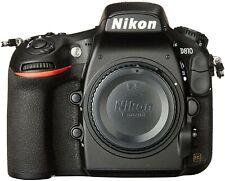 Nikon D810 36.3MP Digital SLR Camera #2070 c1222
