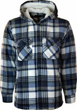 Hooded Quilted Casual Shirts & Tops for Men