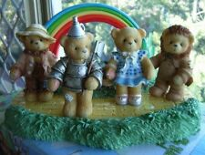 """CHERISHED TEDDIES """"WIZARD OF OZ COLLECTOR SET """" 476501  MINT IN BOX"""