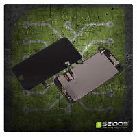 Display für iPhone 8 PLUS mit RETINA LCD Glas VORMONTIERT Komplett Front SCHWARZ