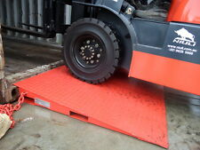 Forklift Container Ramp, Loading Ramp, Heavy Duty 8Ton, Our Factory !!