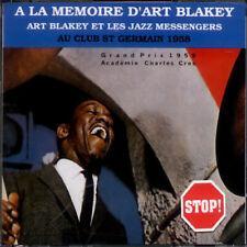 Art Blakey - Au Club St. Germaine 58 [New CD] France - Import