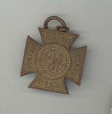 1883 WOMAN'S RELIEF CORPS MEDAL Military CIVIL WAR Women GAR Womans FEMALE