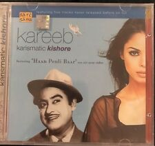 Kareeb - Karismatic Kishore. CD. Saregama RPG. STILL SEALED. Haan Pehli Baai.