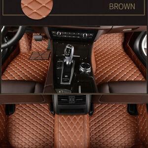 For Ford F150 Super Crew/SuperCab 09-18 Car Floor Mats Front Rear Liner Auto Mat