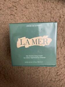 La Mer The Moisturizing Soft Cream 3.4 Oz / 100 mL *SEALED*