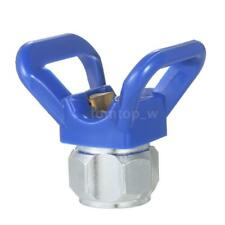 Airless Paint Spray Gun Accessory Flat Tip Nozzle Guard Seat For Graco Sprayer