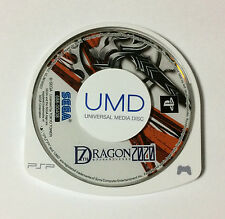 USED PSP Disc Only 7th Dragon 2020 JAPAN import Japanese game seventh