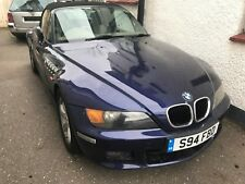 BMW Z3 2.8 Widebody with M50 manifold conversion and remap