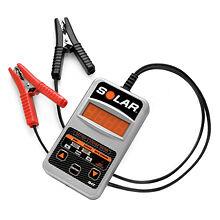Solar 12V Electronic Battery & System Tester #SO BA7