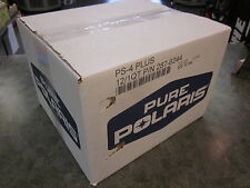 Pure Polaris 12 Quarts Full Synthetic 5W50 4 Stroke Motor Oil ATV Ranger RZR PS4