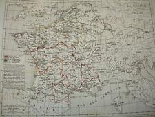 LA FRANCE après la mort de Charles VI , 1380 à 1422