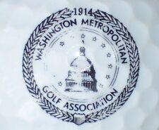 (1) Washington Metropolitan Golf Association Logo Golf Ball