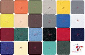 A4 Einbanddeckel Lederstruktur (Alle Farben)