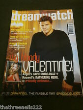 DREAMWATCH #80 - KATHERINE HEIGL - MAY 2001