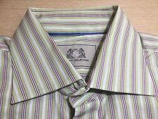 Next Men's Cotton Long Sleeve Regular Collar Casual Shirts & Tops