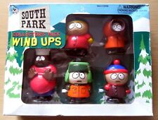 South Park Wind Ups - collectable figures set - 5 figures inc Chef