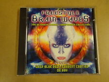 CD / FREESTYLE BRAIN WAVES - THE ULTIMATE TRANCE-HARDTRANCE COLLECTION