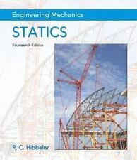 Engineering Mechanics : Statics by Russell C. Hibbeler (2015, Hardcover)