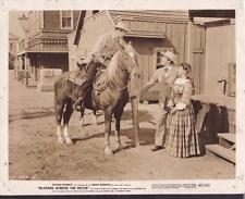 Charles Starrett Blazing Across the Pecos 1948 original movie photo 20425