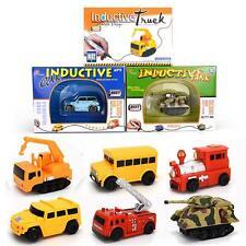 2017 Magic Follow Any Drawn Line Pen Inductive Toy Car Truck Bus Tank Model