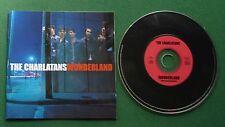 The Charlatans Wonderland inc Judas / Love Is The Key + CD