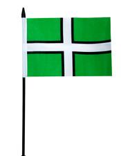Devon St Petrocs Flag Choice Polyester 5x3/' 3x2/',Hand Flag,Table Flag.Free P/&P