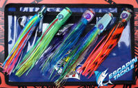 Pakula Ultra Light Tackle Rat Pack. Small Marlin, Mahi, Wahoo, Tuna, Kingfish