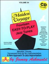 AEBERSOLD 054 Maiden Voyage Book & CD*