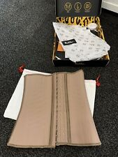 MASKATEER london Waist Trainer Size LA DEESSEE  Monochrome Dark Nude BRAND NEW