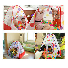 Outdoor Collapsible Fun Ball Pit Pool Tent Portable For Baby Children Kids Party