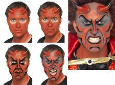 Make Up Trucco Halloween Carnevale Diavolo Demonio accessorio Smiffys *11883