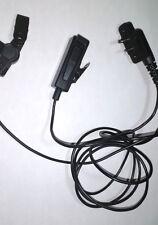 Otto V1-10756 2 Wire Connector Palm Mic W/ Tube Black Icom f21/f43gt Ep-Ot2Fnlv