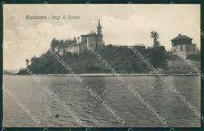 Varese Lago Biandronno STRAPPINO cartolina QK8311
