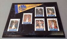 2015-16 Golden State Warriors Team Pennant Plaque Great Gift Stephen Curry +4cd