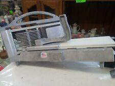 Nemco 55600 tomato slicer with blade. Used