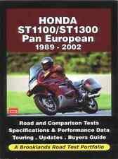 HONDA ST1100/ST1300 PAN EUROPEAN 1990-2002 - ROAD TEST