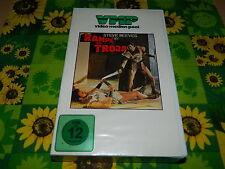 Kampf um Troja - Steve Reeves - VMP kleine Box - weißes Cover - VHS Rarität