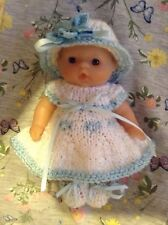 BERENGUER  5 Inch DOLLS OUTFIT SO CUTE