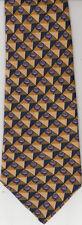 Lanvin-Paris-Authentic-100% Silk Tie-Made In France-La32- Men's Tie