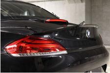 BMW Z4 E89 Tuning SCHWARZ Glanz Heckspoiler Abrisskannte Spoiler Apron Bodykit