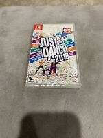 NEW NINTENDO SWITCH JUST DANCE 2019 BRAND NEW SEALED