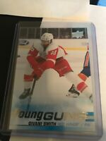 2019-20 UPPER DECK YOUNG GUNS SERIES 2 GIVANI SMITH