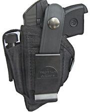 Gun Holster for Astra Camper OWB Belt Holster Black Nylon WSB-1