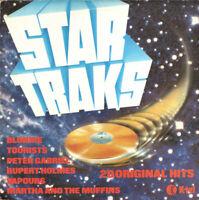 "Star Traks Vinyl 12"" Compilation LP (Blondie, Tourists, Gabriel etc) 1980"