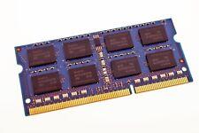 2GB PC3-10600S DDR3 2Rx8 1066 Notebook Arbeitsspeicher RAM #701695