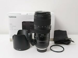 Tamron 70-200mm F2.8 G2 VC Di USD SP Lens for Nikon ~Excellent ~$1380 with code