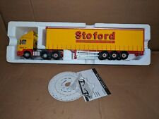 Corgi ERF ECS & C/S- Stoford Transport