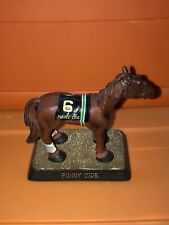 Kentucky Derby Winner Funny Cide #6 Bobble Head Wobbler Horse Figure 2003