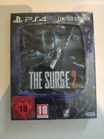 the surge 2 limited edition limitée ps4 ps4 playstation 4 neuf